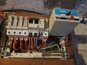 Quimper réabilitation électrique