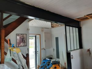 mise en place ipn mur porteur verrière plomodiern (1)