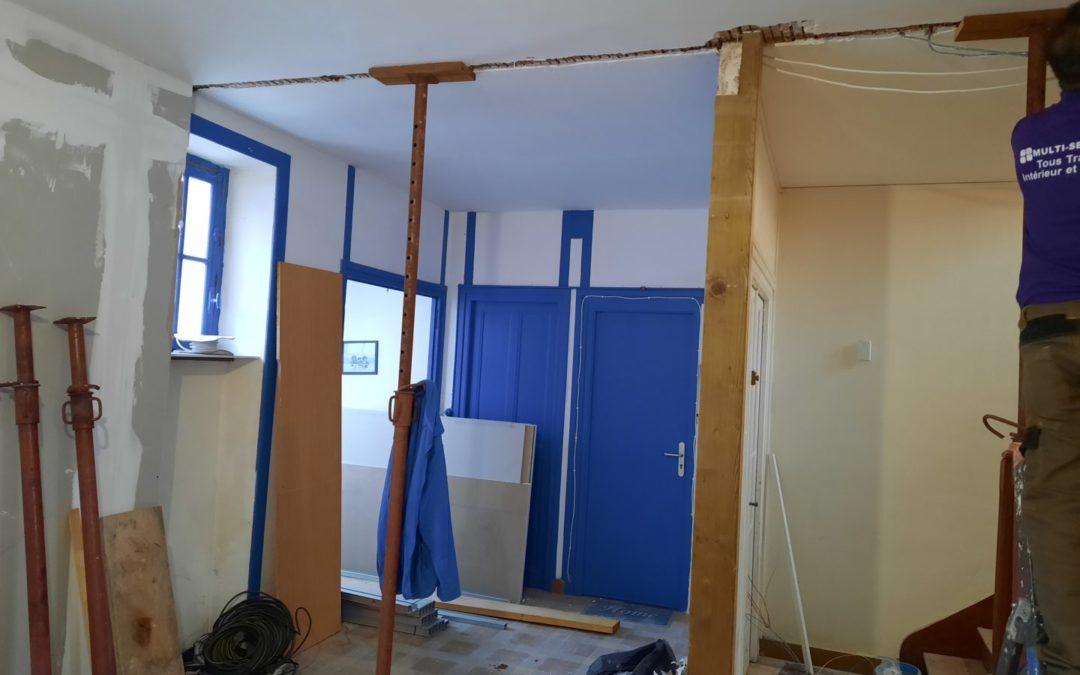 Rénovation appartement Telgruc-Sur-Mer